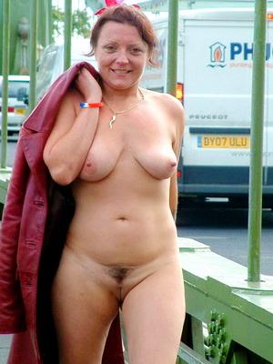 English milf nude